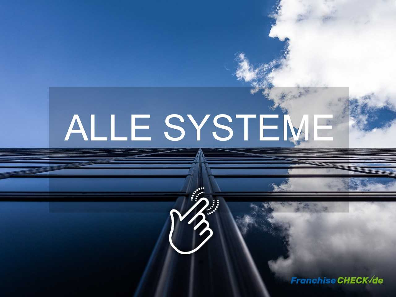 Alle Franchise Systeme