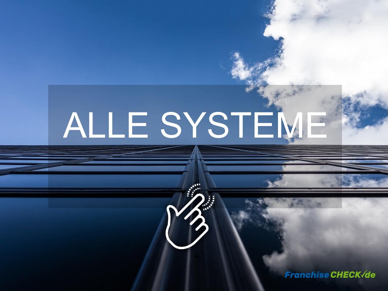 FranchiseCHECK alle Franchise Systeme
