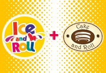 Ice and Roll + Cake and Roll