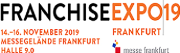 Linde Gas & More auf der FRANCHISEEXPO 2019 in Frankfurt