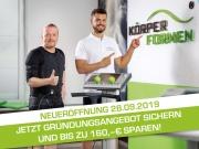 Neueröffnung Körperformen-Club in Bedburg