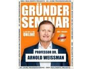 fitbox: Kostenfreies Gründer-Coaching u. a. mit Prof. Dr. Arnold Weissman.