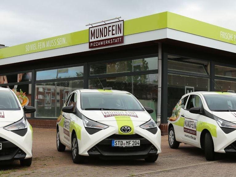 MUNDFEIN eröffnet 40. Pizzawerkstatt
