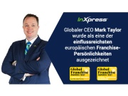 InXpress: Globaler CEO erhält höchste Branchenauszeichnung