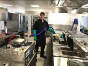 FiltaFry: Jetzt an acht weiteren Standorten und mit neuen mobilen Services für Gastronomie und Lebensmittelhandel