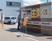 Ice and Roll: Eröffnung in Kirchheim