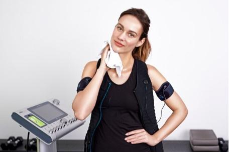 Dein erstes EMS-Training bei fitbox.