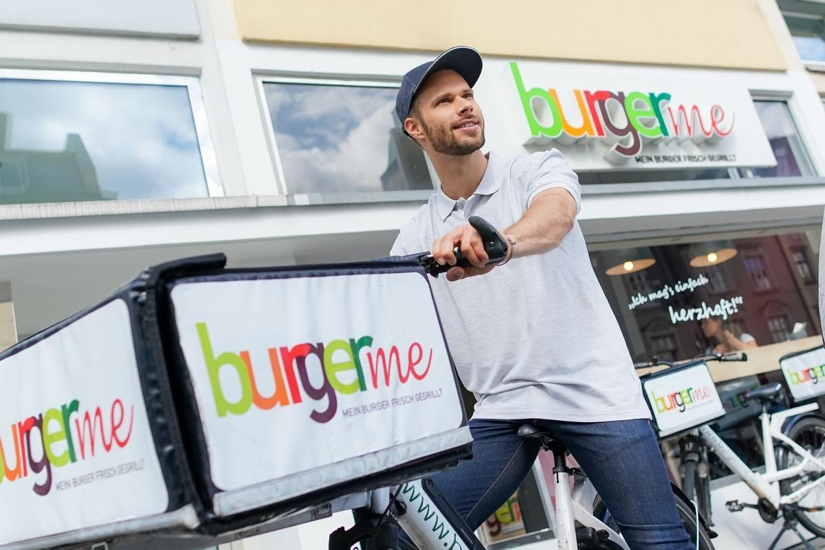 burgerme: Erneute Spitzenplatzierung bei den Top 100 Gastrobetrieben