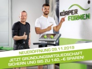 09.11.2019 Effektives EMS Training in Kassel Ständeplatz