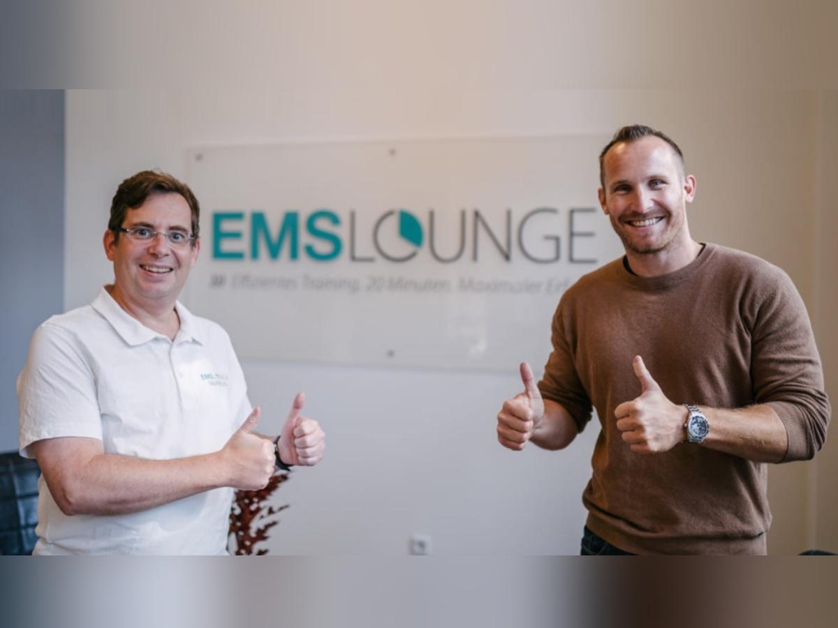 EMS-Lounge Neueröffnung Berlin-Kaulsdorf