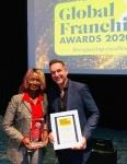 """Bodystreet: Global Franchise Award in der Kategorie """"Best Fitness Franchise"""""""