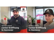 MBE Neueröffnung in Hannover