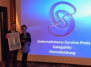 Körperformen Cottbus gewinnt Unternehmens-Service-Preis 2019