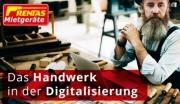 Rentas: Digitalisierung und Handwerk