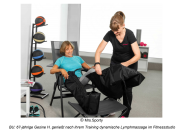 Mrs.Sporty: Fitness-Trend Regeneration: Bereits die Hälfte der Mrs.Sporty Clubs ergänzt funktionelles Training mit Recovery Boots