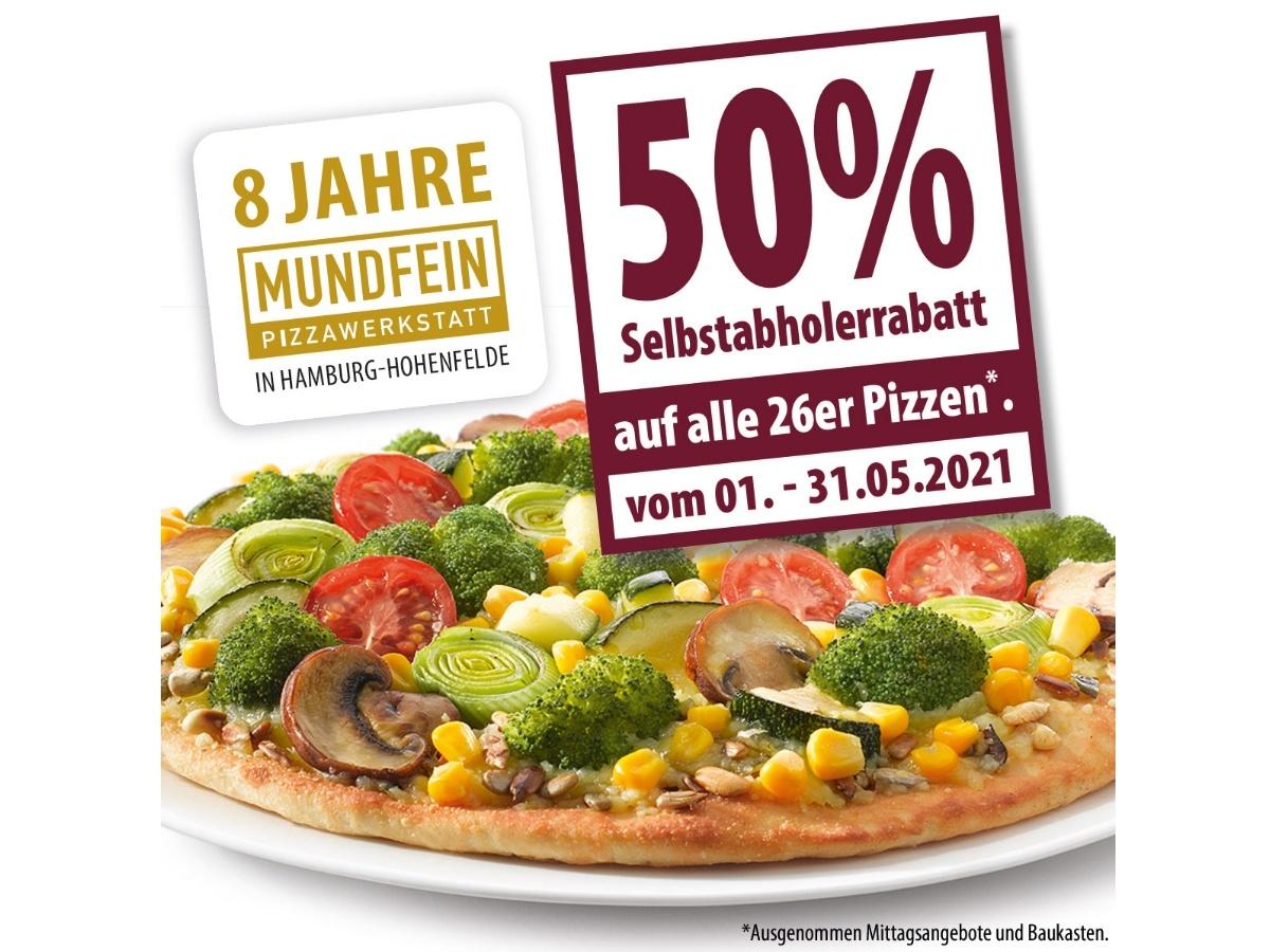 MUNDFEIN Hamburg-Hohenfelde wird 8!