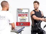 Studie bestätigt: fitbox bietet das beste EMS-Training in Deutschland