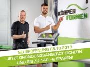 Körperformen-Club Neueröffnung in Hamm