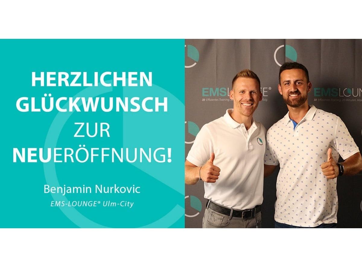 EMS-Lounge Neueröffnung Ulm-City