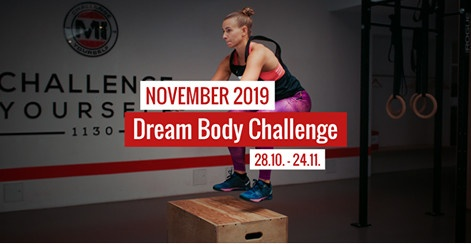 DREAM BODY CHALLENGE