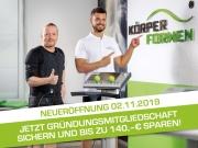 02.11.2019 EMS Training in Kassel Harleshausen - Für Ihre Gesundheit und mehr Freizeit