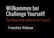 Challenge Yourself: Neues Webinar!