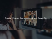 Mail Boxes Etc. Special Webinar